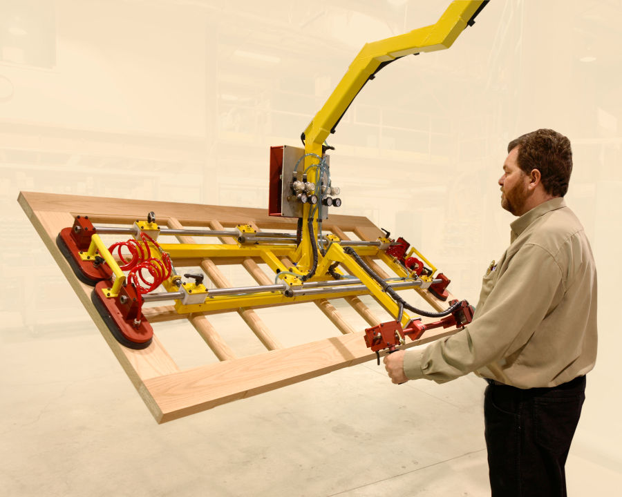 Vacuum Door Lifter by Givens Lifting Systems Inc.