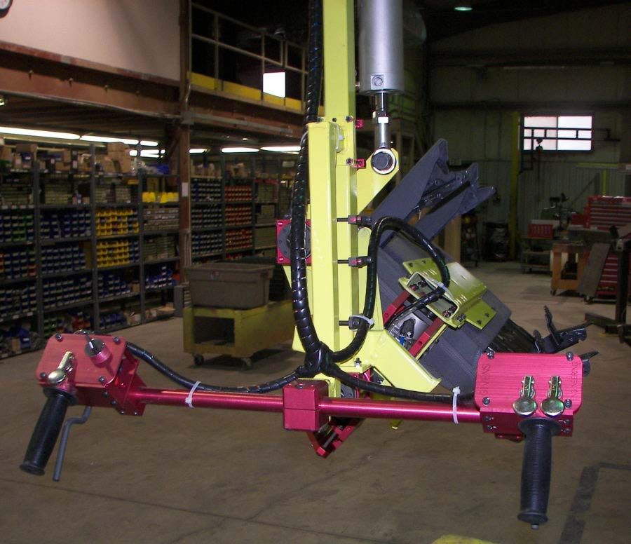 Passenger Seat Lift Assist by Givens Lifting Systems Inc.