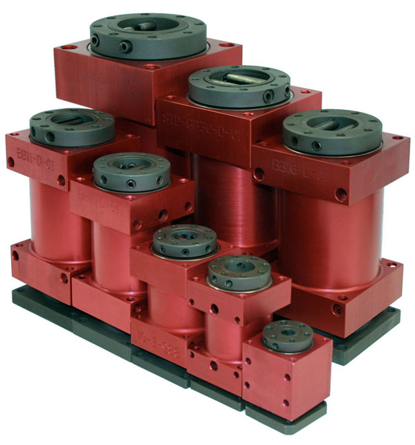 Industrial Components manufactured in the US by Givens Lifting Systems