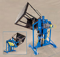 Weld Manipulator / Fixture by Givens Lifting Systems Inc.