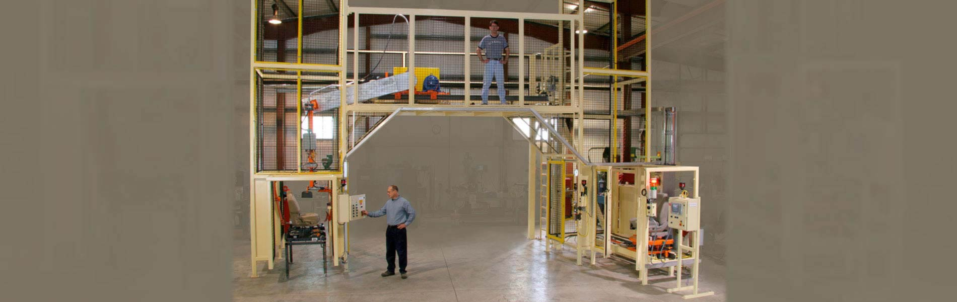 Material Handling Automation manufactured by Givens Lifting Systems Inc. in the US