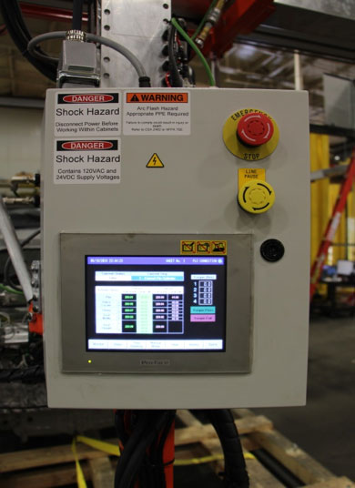 Specialty Equipment Controls by Givens Lifting Systems Inc.