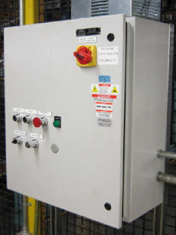 Conveyor Controls by Givens Lifting Systems Inc.