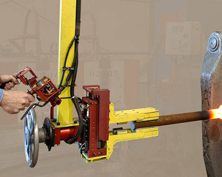 Custom End Effectors by Givens Lifting Systems Inc.