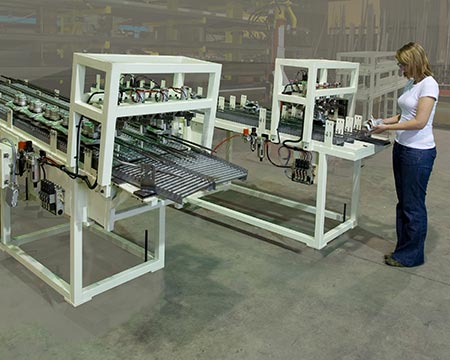 Custom Conveyors by Givens Lifting Systems Inc.