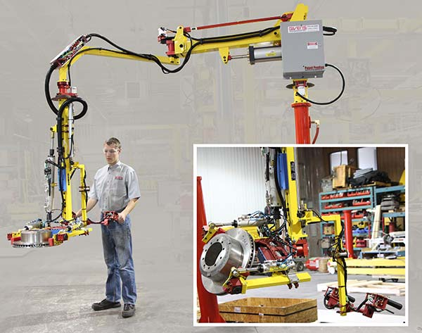 Industrial Manipulators and Lifting Equipment for Automotive Manufacturing in the United States
